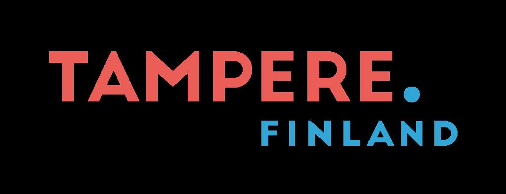 Tampere.Finland logo.